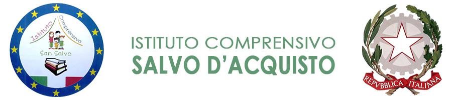 Istituto Comprensivo San Salvo Logo